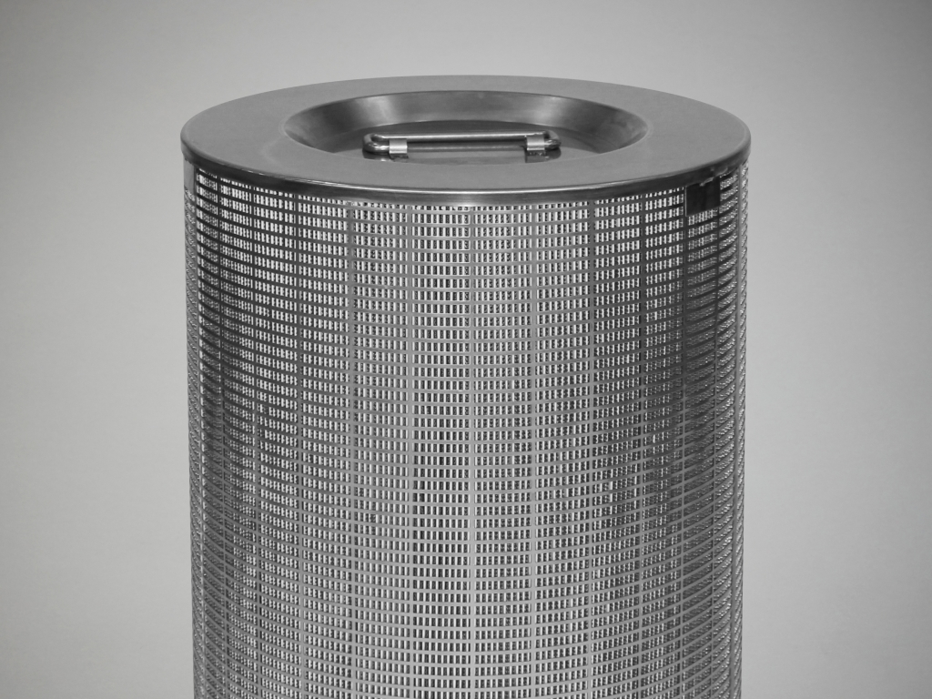 Porvair Nuclear HEPA filter