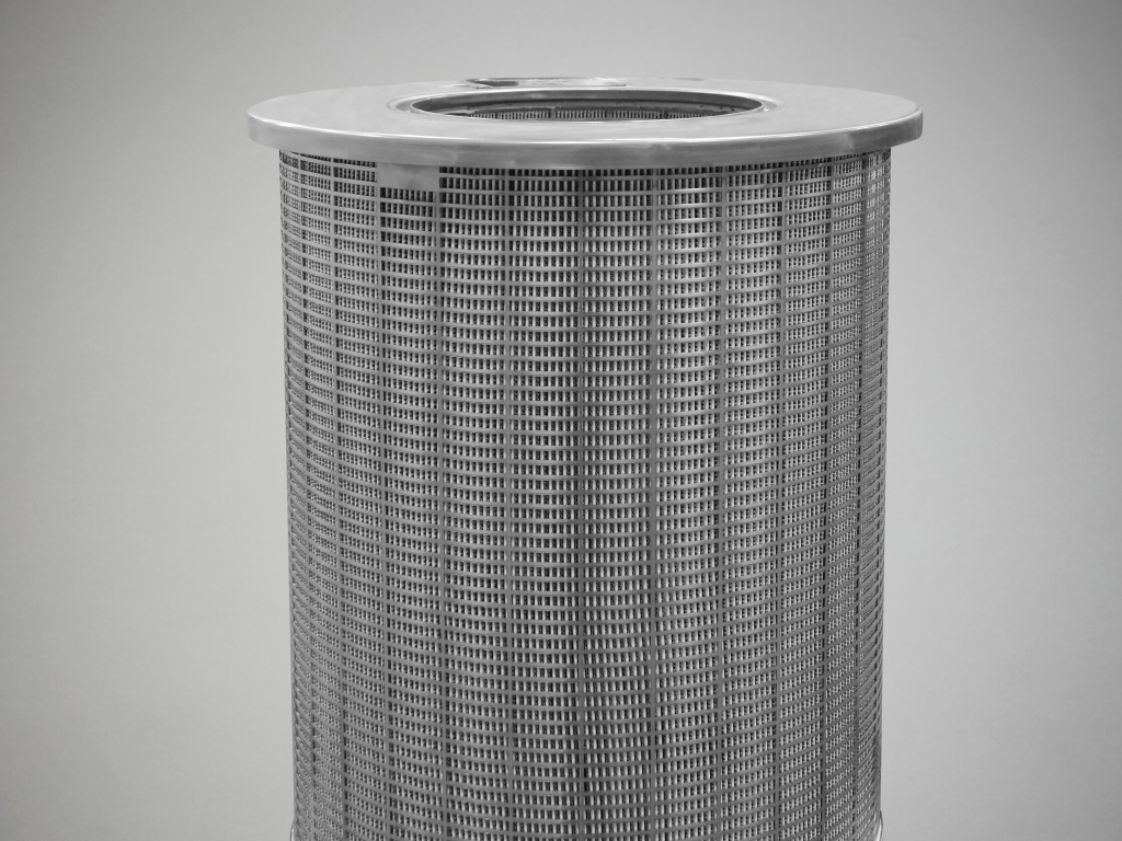 Porvair Nuclear HEPA filter 2