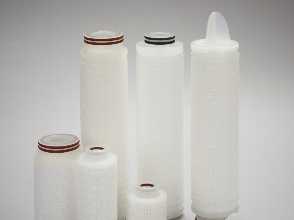 Cartridge Filters Porvair