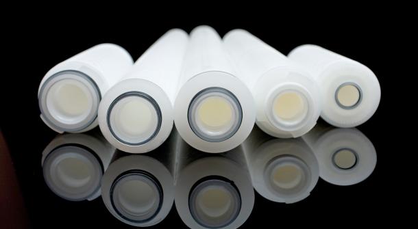 Keystone Filter Division of Provair Polypropylene head /& sump Cartridg housing